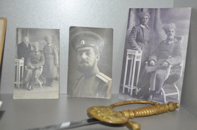 Фотографии из семейного архива.