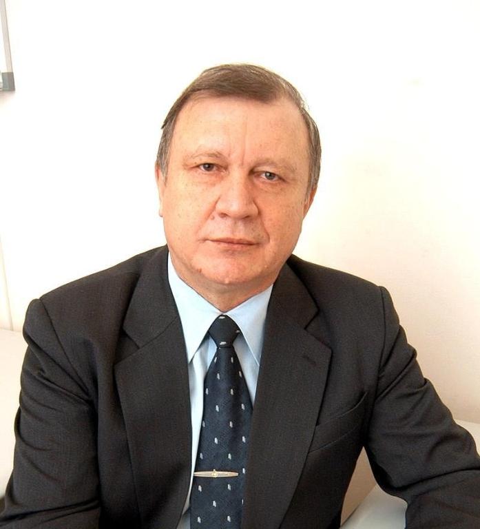 Владимир Печерица, доктор исторических наук, профессор ДВФУ