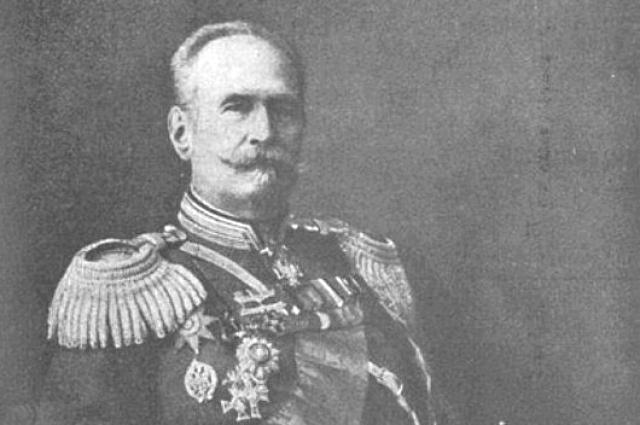 Фактически обществом руководил генерал Дмитрий Скалон