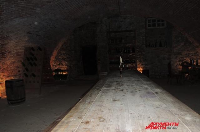 Мистические подземелья Сарепты привлекают туристов.