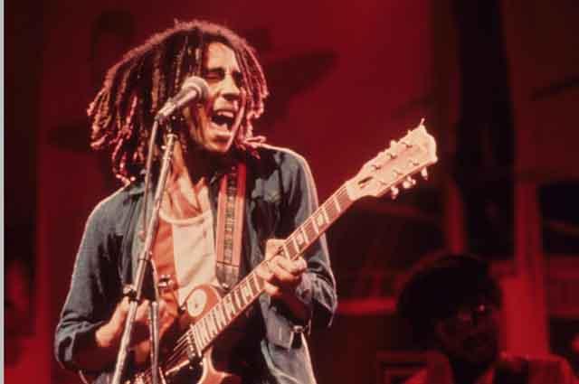 Боб Марли.