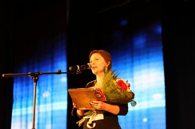 Рязанская поэтесса Елена Корнеева.