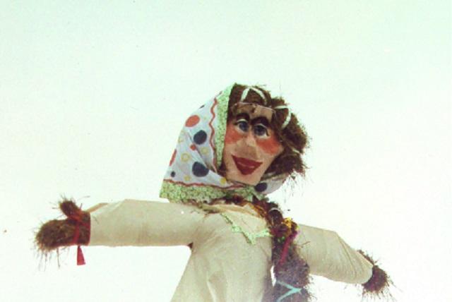 Масленица-97: грубоватая, но веселая.