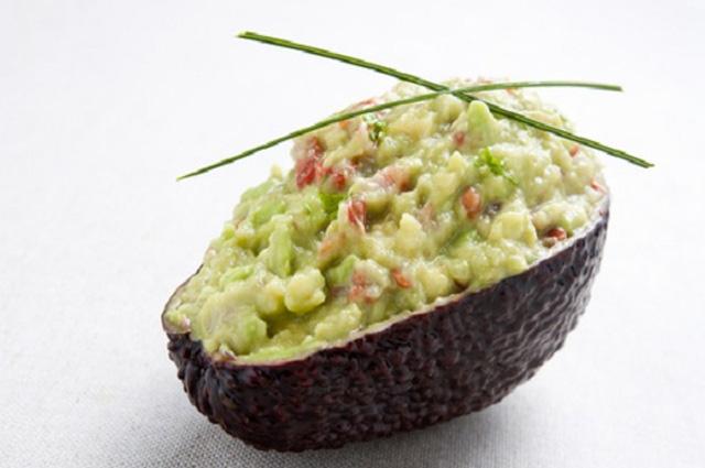 Поке Модерн с хамачи и авокадо