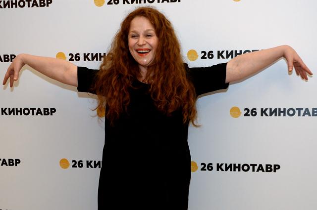 Агриппина Стеклова.