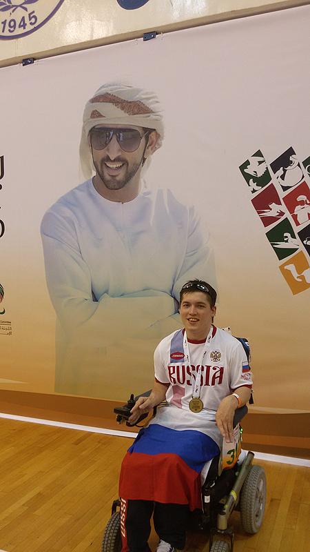 Александр Легостаев - обладатель многих наград.