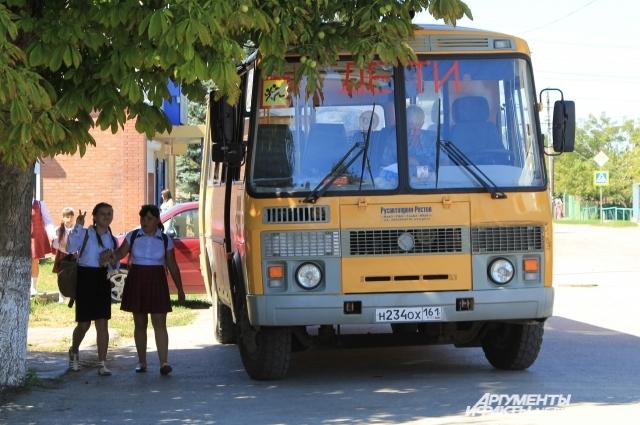 Водитель школьного автобуса – дефицитная профессия на селе.