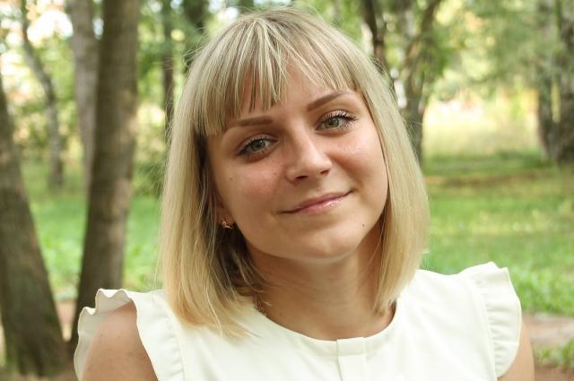 Пермской красавице присудили титул «Мисс нежность».