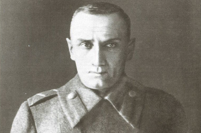 Последняя фотография Колчака. После 1920 января 1920 года