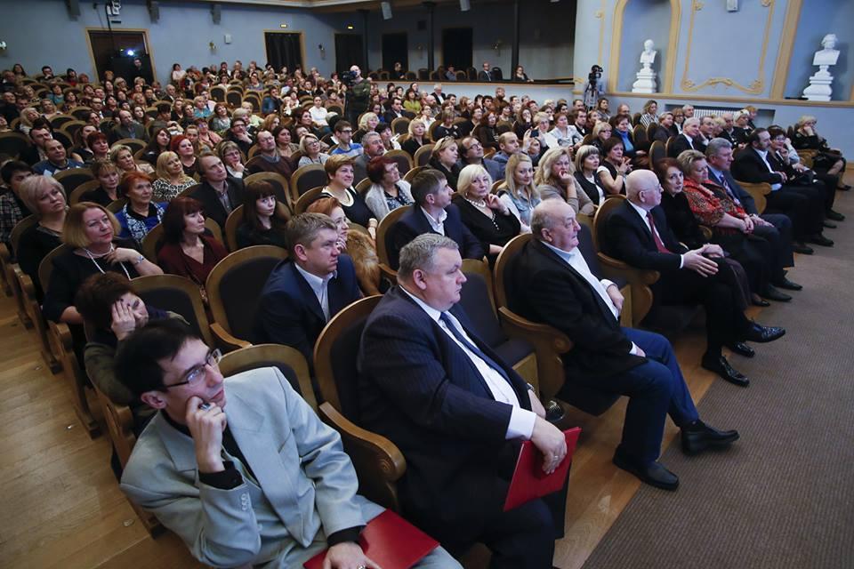 Юбилей Псковского театра драмы.