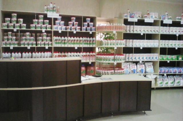 Магазин-склад с современным выставочным салоном Находится прямо на территории химзавода «Кристалл».