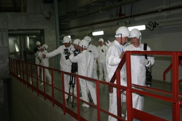 Увидеть своими глазами промышленный реактор БН-800 – возможность уникальная.