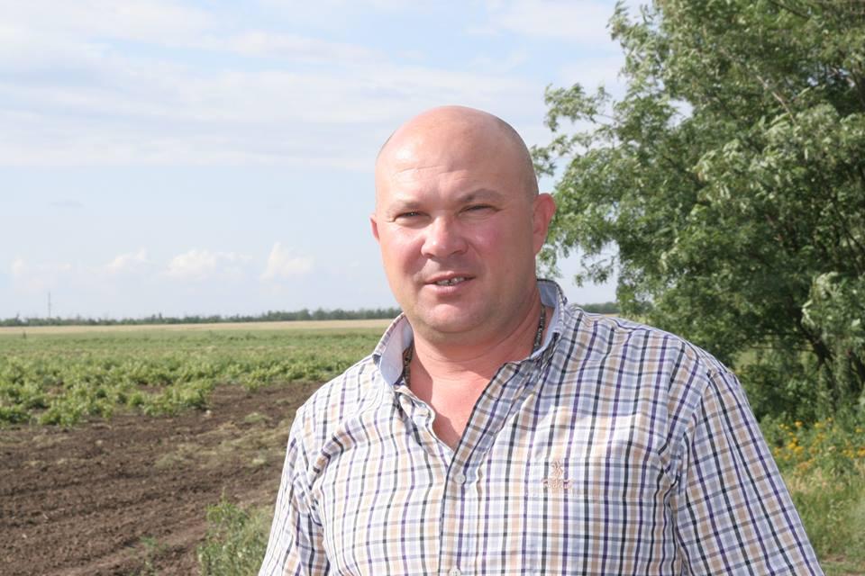Юрий Химичев, владелец  семейной винодельни «Вина Бани»
