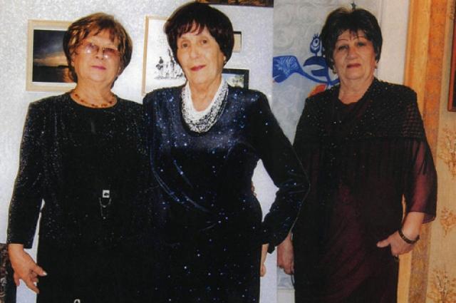 Сёстры Алимовы сейчас.
