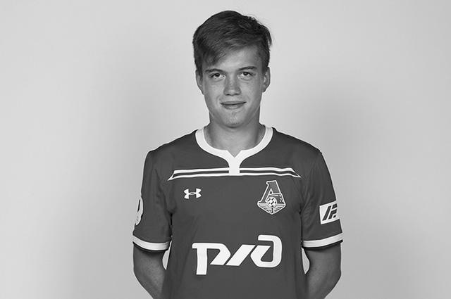 Алексей Ломакин.