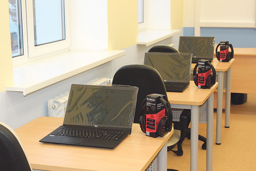 120 миллионов рублей было направлено на закупку современного оборудования.