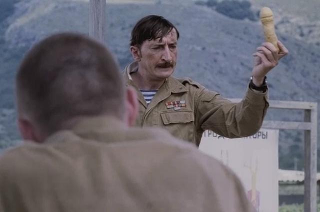 Кадр из фильма «Девятая рота».