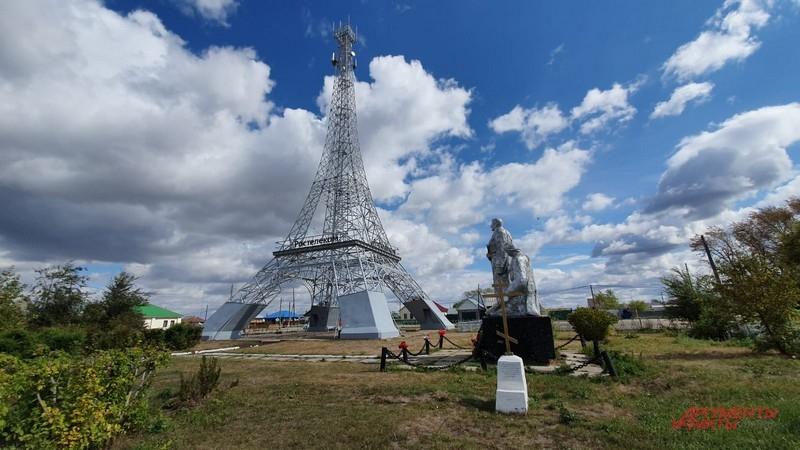 Башня в память о воинских подвигах
