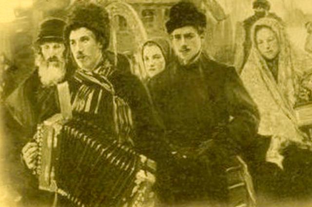 покров, фольклорный праздник, нижний новгород