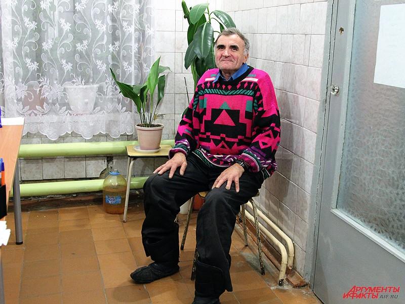 Несмотря на то, как с ним обошлась семья, Анатолий Мешалкин уверен, что его еще ждет счастье