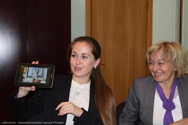 Юлия Симакова.
