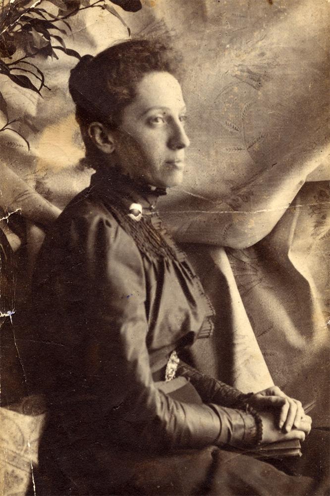 Елена Боратынская
