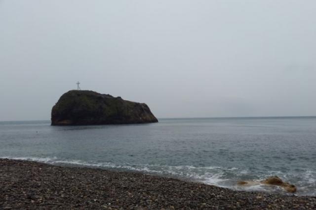 Яшмовый пляж.