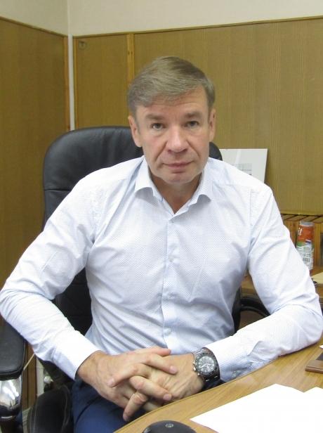 главный врач Тверского областного Центра по профилактике и борьбе со СПИД и инфекционными заболеваниями Олег Ноздреватых.
