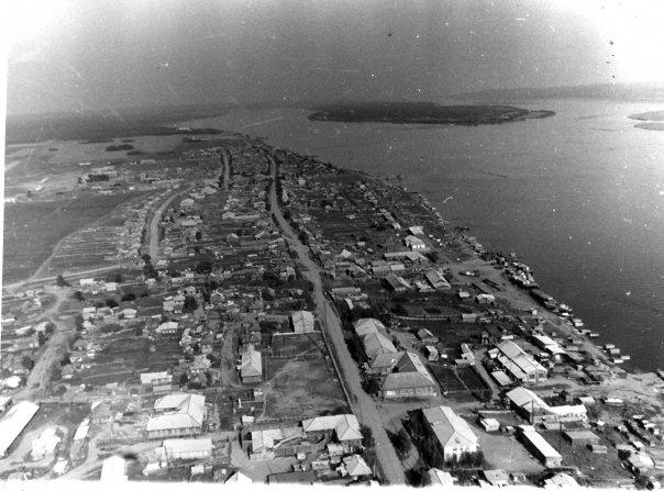 Кежма, исторические фото