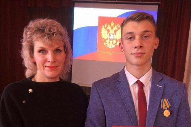 Родион Терехов.