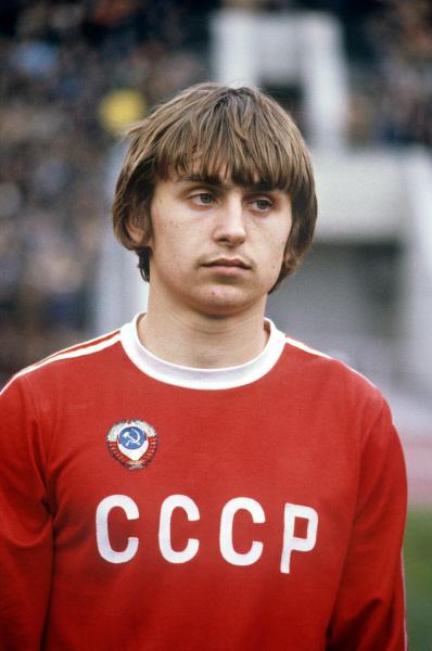 Федор Черенков, 1980 г.