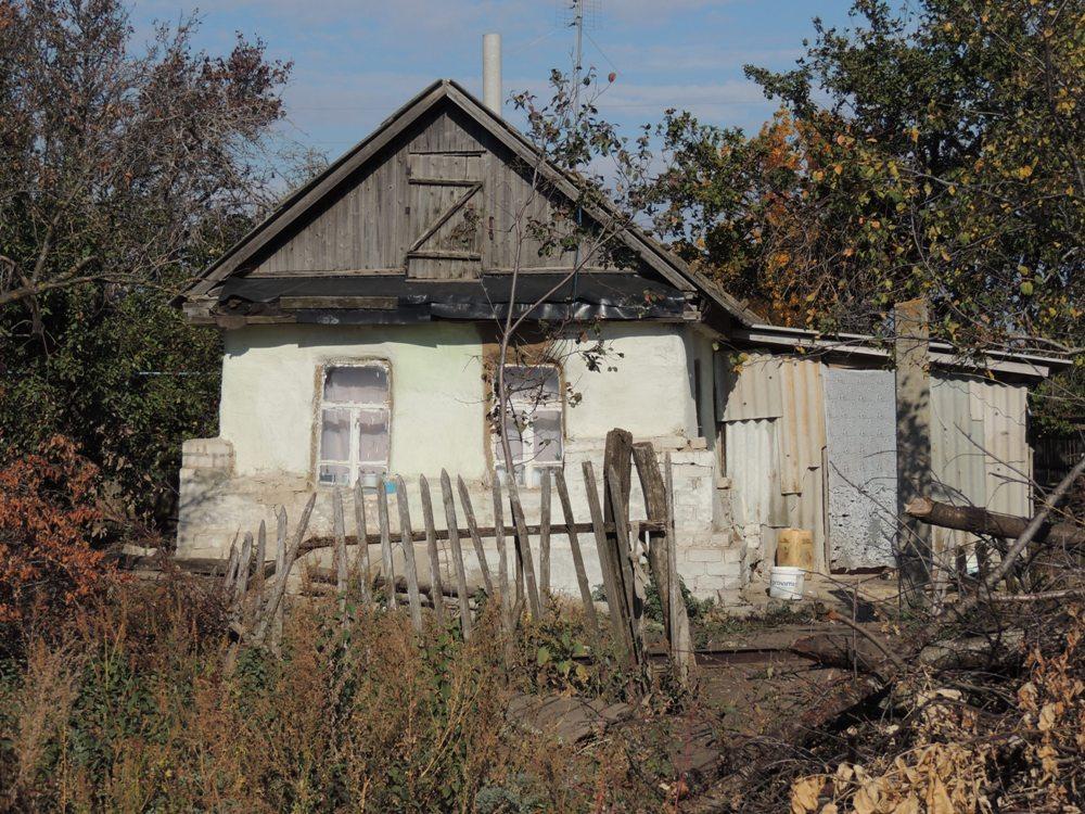 Дом, в котором сейчас живёт семья Лоренс