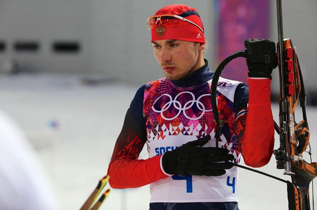 Антон Шипулин. Зимние Олимпийские игры 2014
