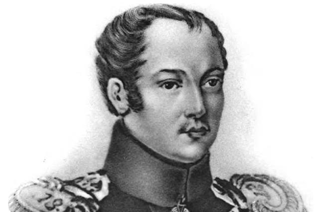 Павел Пестель.