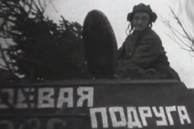 Мария Октябрьская.