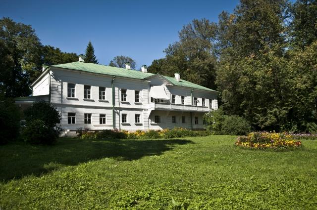 Музей-усадьба Ясная Поляна