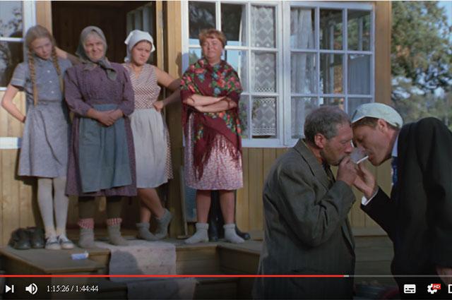 Фильм по праву считается классикой русского кинематографа.