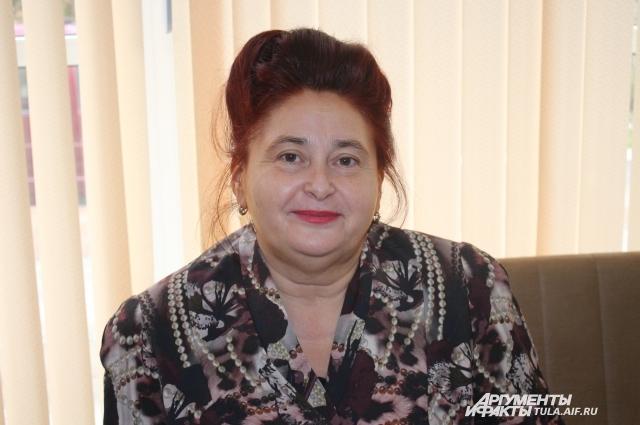 Валентина Василевская
