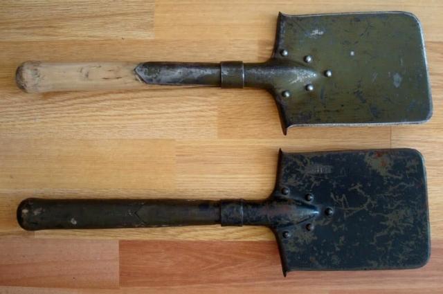В коллекции петербуржца - около 50 лопат различных эпох.