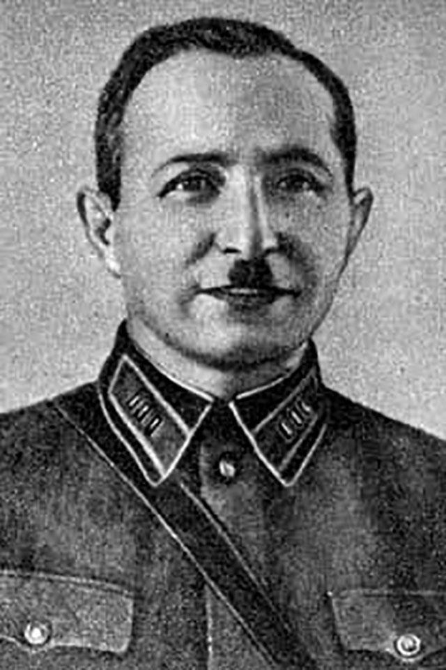 Полковник И. Х. Баграмян, 1938 год.