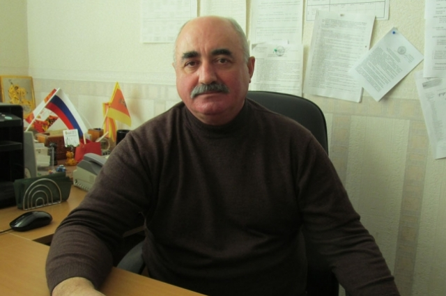 Директор Института экономики и управления Тверского госуниверситета Давид Мамагулашвили.