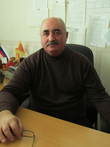 Директор института экономики и управления Тверского государственного университета Давид Мамагулашвили.