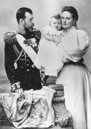 Николай II был хорошим семьянином.