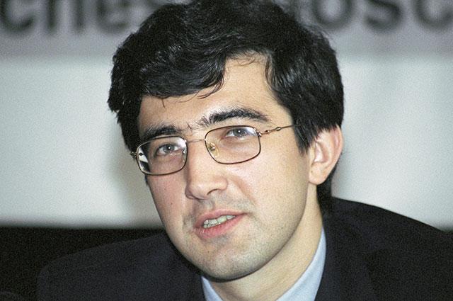 Владимир Крамник, 2001 г.