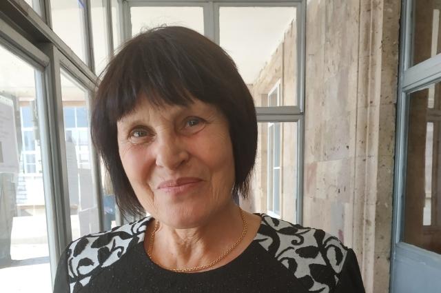 Татьяна Плотникова рассказала, что предприятие оказывает помощь культурно-досуговому центру.