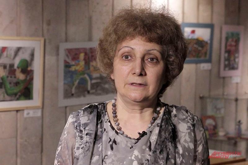 Директор школы Нина Микоян уверена, что особенным детям нужно больше заботы