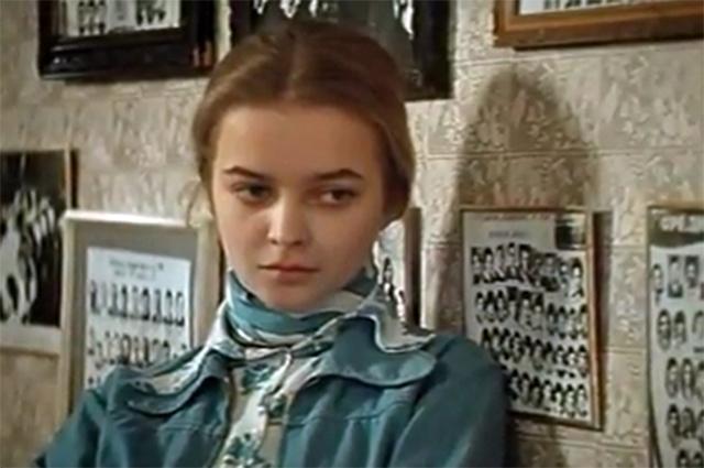 Наталья Вавилова в фильме «Розыгрыш», 1976 г.