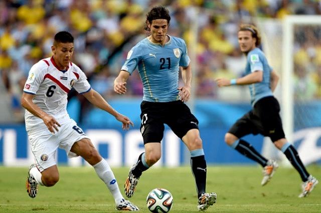 Матч Коста-Рика-Уругвай