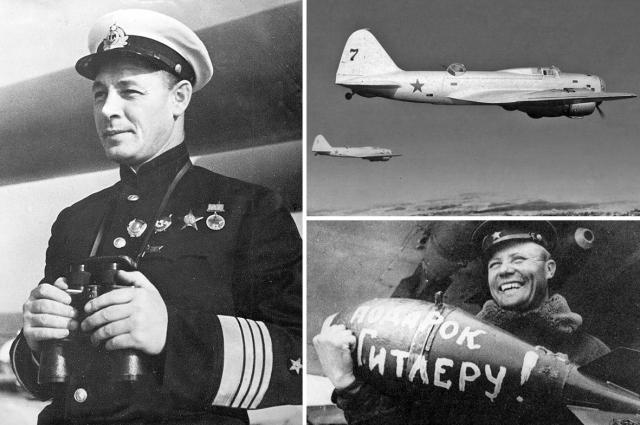 Нарком ВМФ Николай Кузнецов (на фото слева) успел привести флот в боевую готовность.