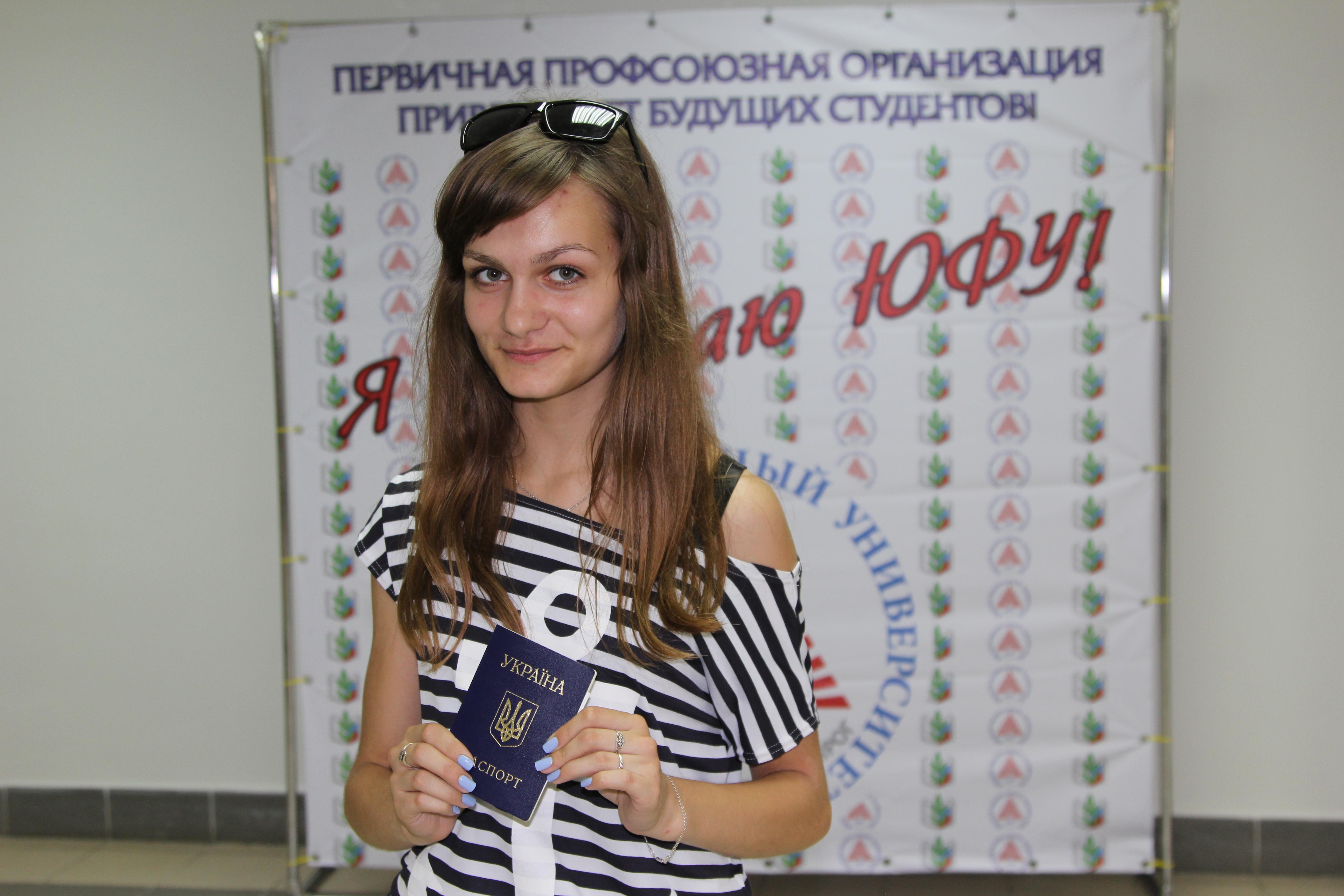 Елизавета пошла по стопам своих родных будет учиться в Ростовской области
